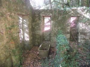 Balneario abandonado