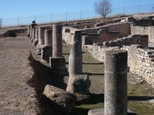 Ciudad romana de Ercavica