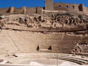 Teatro romano de Medellin