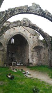 Iglesia de Santa Mariña Dozo
